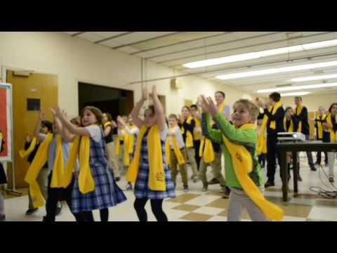 Abington Christian Academy National School Choice Week Dance