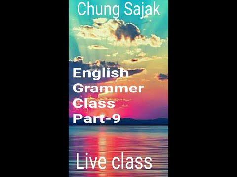 English Grammer Class Part-9