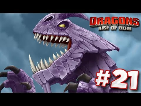 THE PURPLE DEATH! | DRAGONS : Rise Of Berk - Ep21 HD