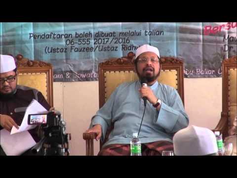 """MMAY: """"Huraian Hadis Golongan yang Selamat iaitu al-Jamaah yg Berpegang dgn Kitab & Sunnah"""""""