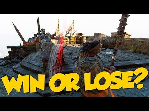Win or Lose? - For Honor Shugoki Brawls + Seagate Giveaway thumbnail
