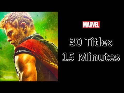 Marvel Cinematic Universe Summary - Entire MCU Recap (Movies + TV Shows) in 15 Minutes