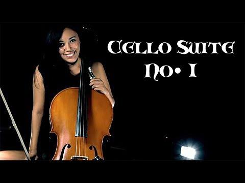 Cello Suite No.1 in G - J.S. Bach - Brenda Negrete - Ikalli