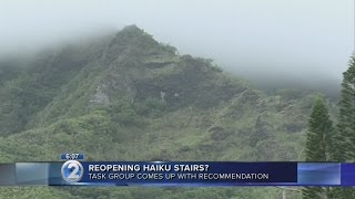 Group Offers Plan To Reopen, Manage Haiku Stairs