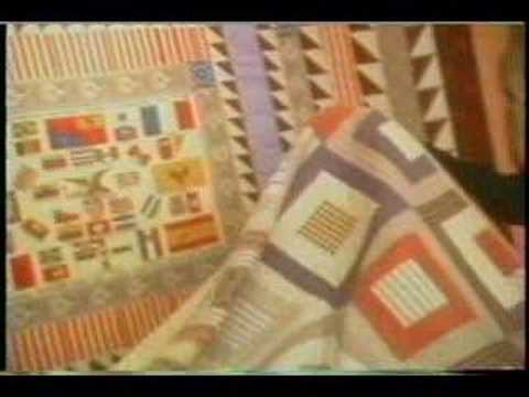 Stella Rubin, Antique Quilt Expert, on Martha Stewart - YouTube : quilting videos site youtube - Adamdwight.com