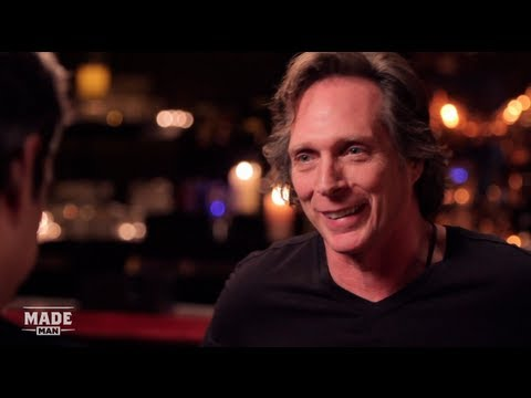 William Fichtner Has a Man Cave  Speakeasy
