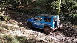 Suzuki Jimny 2018 - Offroad in Wächtersbach