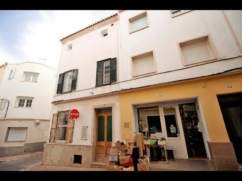 En venta casa reformada en el centro de Mahón