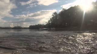 Redneck Snorkel Part 1