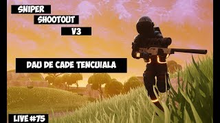 🔴 CATCH SNIPE'S TO CLOSE YOUR FORTNITE/I GOT THE MODERATOR'S GIFT SKIN!!! /LIVE #75