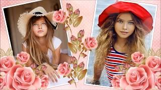 СЛАЙД-ШОУ поздравление дочки с днем рождения 15 лет