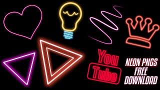 Top Neon Png Download Free Instagram Viral Neon Png