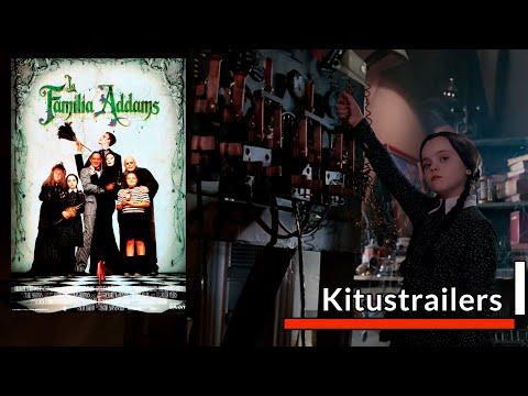 Trailer do filme A família Addams