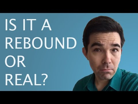 rebound dating good or bad