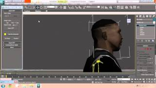 [3DS MAX] Skin editleme - Head Attaching