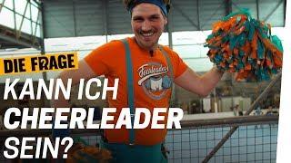 Männliche Cheerleader: Wieso nicht? | Wie sehr bestimmt das Geschlecht mein Leben? Folge 6