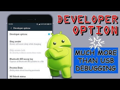 Android Developer Options   Explained   Let's Talk  