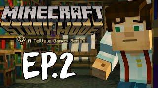 Minecraft: Story Mode - Эпизод 1 - Орден Камня #2