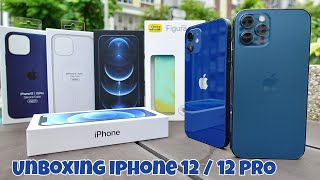 🔥 IPHONE 12 / 12 Pro + Casing | UNBOXING INDONESIA