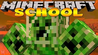 Minecraft School : SPACE MISSION TO MARS!