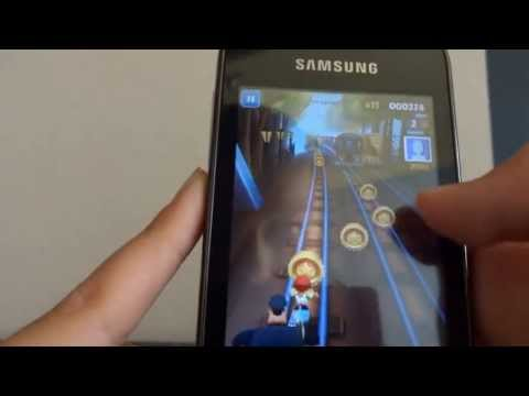 Subway Surfers gameplay and Download for Samsung Galaxy Y (HD)
