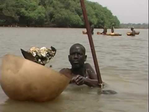 Artisanal Gold Mining in Mali, West Africa Long Version