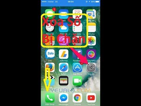 ## Hướng Dẫn Chặn Và Xóa Mọi Số  Làm phiền Trên Iphone ##