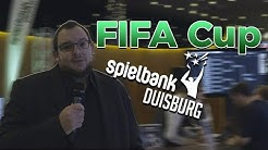 Der 2. Westspiel CASINO FIFA-CUP 2018 in Duisburg