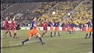 Cruijff over België-Nederland 0-3 (1996)