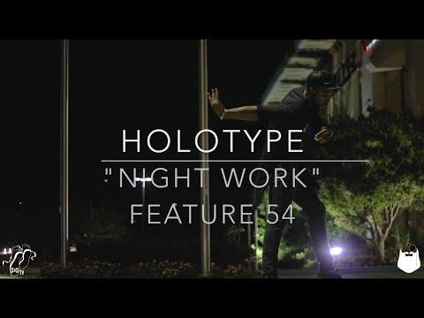"""Night Work"" | Holotype (AnimatedMindz; Texas)  | Feature 54 | #SXSTV"