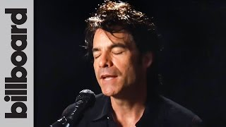 train performs drops of jupiter billboard live studio session