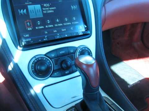 Mercedes SL 55 AMG radio-navigatore multimedia Alpine ive 928 r
