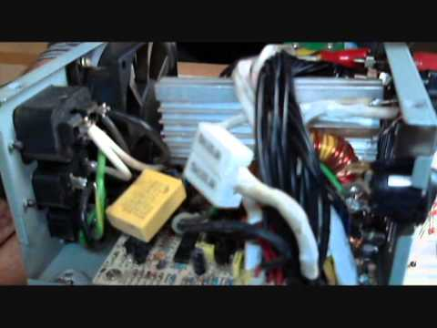 Converted Computer Atx Power Supply To Lab Power 13 8v Wmv