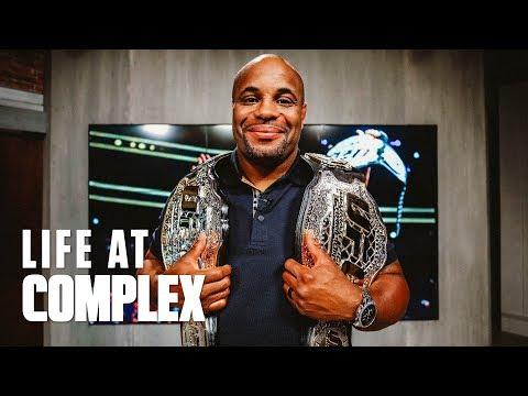 UFC DANIEL CORMIER WEIGHS IN ON CONOR McGREGOR VS KHABIB NURMAGOMEDOV! | #LIFEATCOMPLEX