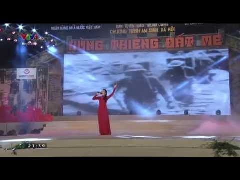 Bài ca không quên - Minh Thu | Hùng thiêng đất mẹ