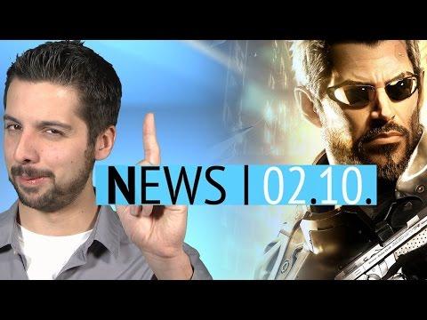 Vorbestellaktion Für Deus Ex Abgebrochen - »Spiele-Netflix« Geforce Now Von Nvidia - News