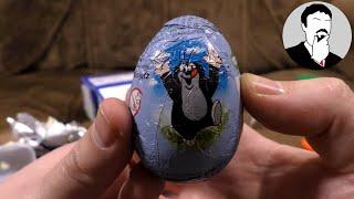 Mystery Eggs - Mister Choc, Mole, Toto | Ashens