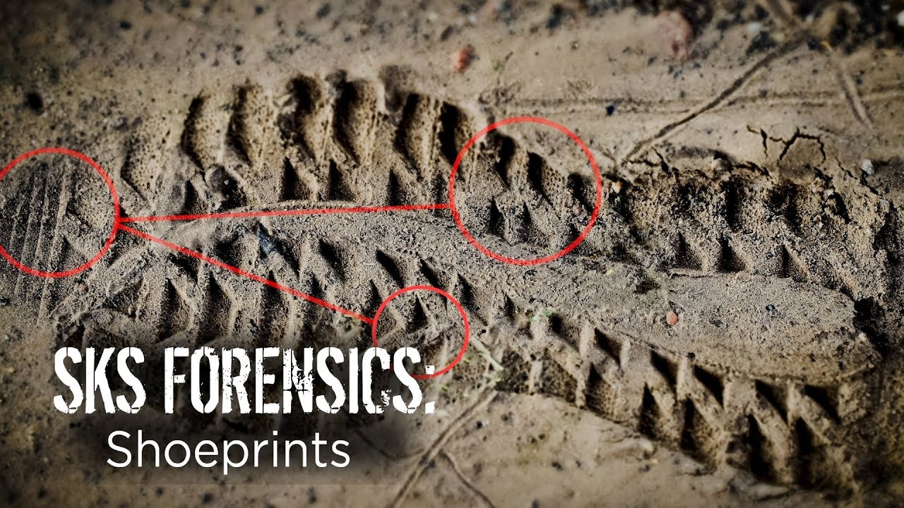 How True Detectives Uncover Hidden Shoe Prints Gain Evidence Sks Forensics Shoeprints Youtube