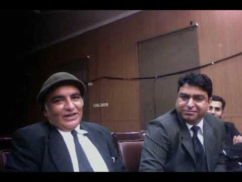 99th Literary Circle: Raza Mehmood AHC and his Urdu ghazal.