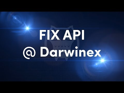 FIX API For Algorithmic Trading @ Darwinex - Introduction