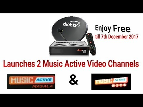 Dish TV Launched 2 New 'Music Active Video' Service for Subscribers (Watch Full Video)