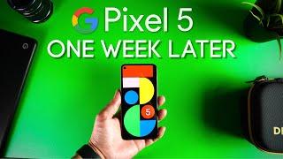 Google Pixel 5 - One Week Later