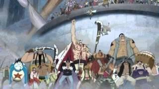 One Piece Imagine Dragons Demons