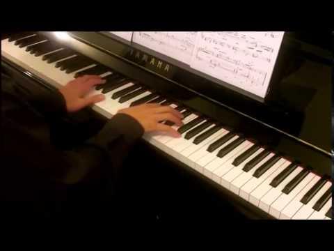 ABRSM Piano 2015-2016 Grade 8 C:2 C2 Frank Bridge Canzonetta by Alan