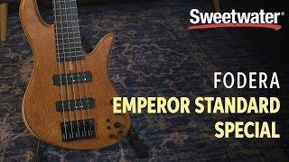 Fodera Emperor Standard Special Bass Review