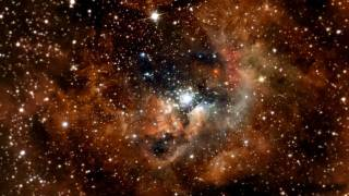 Hubble Update 10 {2nd of June 2010}: Restless Star Cluster NGC 3603
