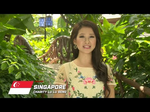 MW2015 : SINGAPORE, Charity Lu Lu Seng - Contestant Profile