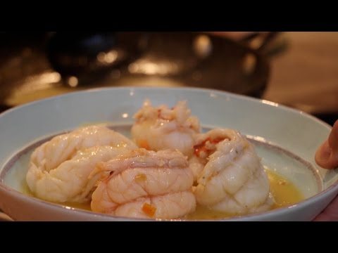 Butter Poached Lobster Tails from Lobster Gram