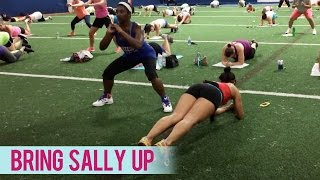Bring Sally Up Workout (Dance Fitness with Jessica)