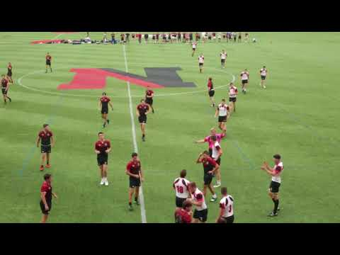 Northeastern Rugby vs Boston College 10/8/2017